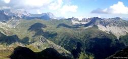 Uitzicht vanaf Chipeta Alto