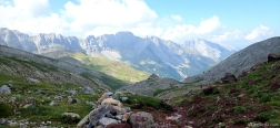 View from the Collado de Petrachifa