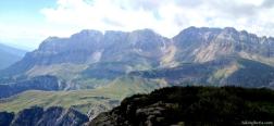 Aussicht ab La Planada