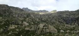 Uitzicht op Montardo