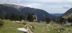 Berghütte von Ulldeter