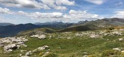 Uitzicht vanaf de Mondoto