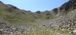 Ascent to the Coll Dels Isards