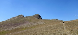 Ascent to the Pic Negre d'Envalira