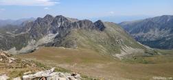 Aussicht vom Pic Negre d'Envalira