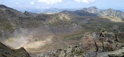 Abstieg vom Puig Peric