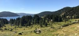Aussicht auf Lac Des Bouillouses