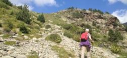 Climb to the Roc de l´Ortigar