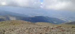 Uitzicht vanaf de Puigmal