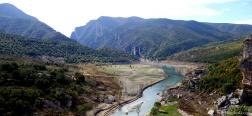 River Noguera Ribagorzana