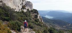 Descenso del Montsec