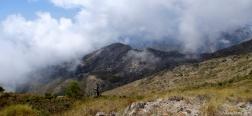 Uitzicht vanaf de Cuesta del Cielo