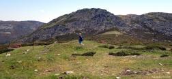 Pad naar de Pico del Granero