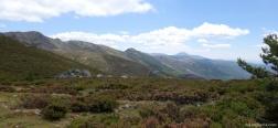 View from the Collado de la Lagunilla