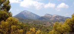De Morrones van de Sierra Espuña