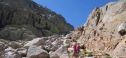 Ascent to Almanzor