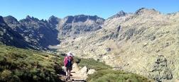 Descent to the Laguna Grande