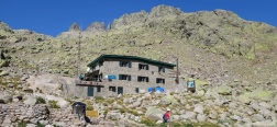 Berghütte Elola