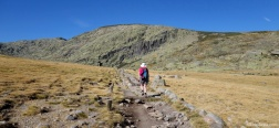 Trail near La Plataforma