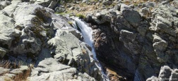 Waterfall on the Garganta de la Nava