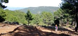 Abstieg zur Garganta de la Yedra