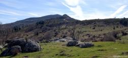 View on Cerro de la Encinilla
