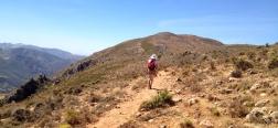Climb to El Calar