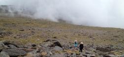 Bajada al Alto del Chorrillo