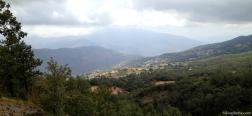 Op weg naar de Loma de los Cotos