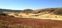 Uitzicht op de Cerro de Villavieja