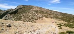 Pad naar de Col van de Najarra