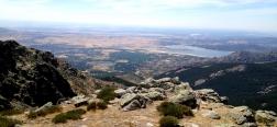 View from Bailanderos