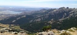 Uitzicht vanaf Bailanderos