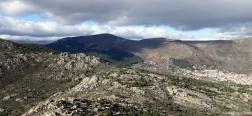 Aussicht vom Pico Pendón