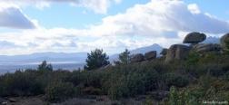 Aussicht auf die Sierra de Guadarrama