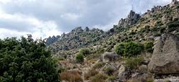Ascent to the Pico de la Miel