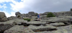 Ascenso al Pico de la Miel