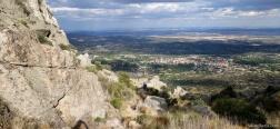 Descent from the Collado Alfrecho