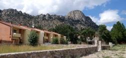 Uitzicht richting de Pico de la Miel vanaf La Cabrera