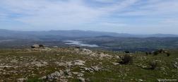 Uitzicht vanaf La Cruz