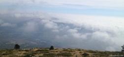 Uitzicht vanaf de Peña de la Genciana
