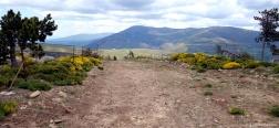 Descent from Pico Colgadizos