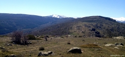 Pad naar Pico el Espartal