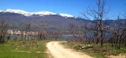 Cerca del Embalse de Pinilla