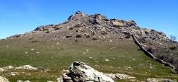 Subida al Cerro del Águila