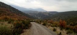 Terugweg naar El Atazar