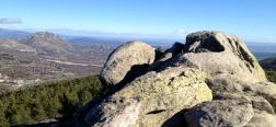 Vista desde la Cabeza Arcón