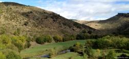 Valley of the river Lozoya