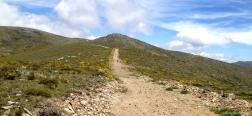 Pad naar de top Tres Provincias