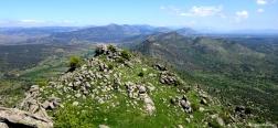 Uitzicht vanaf de Almenara